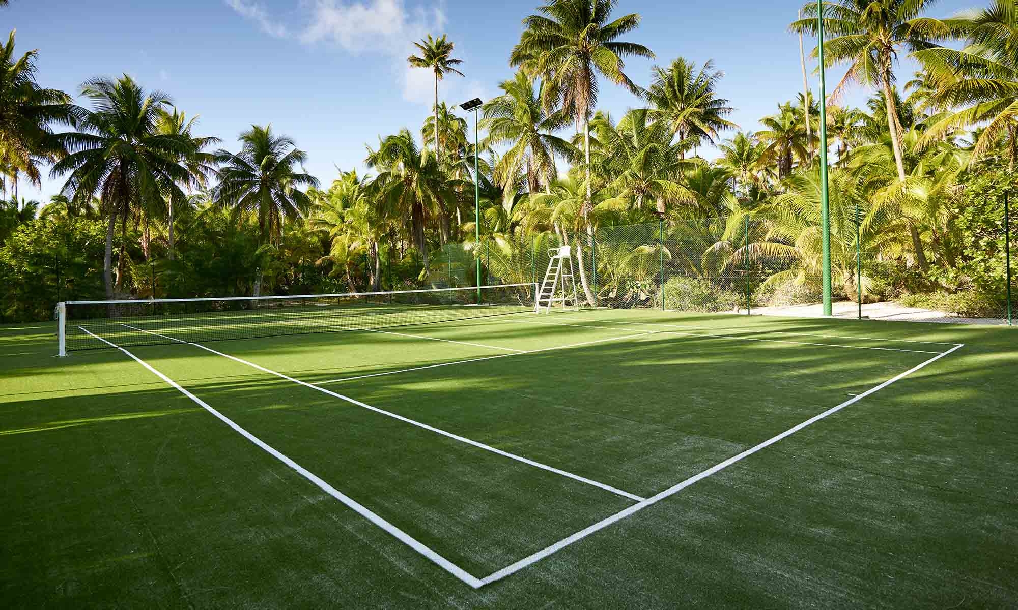The Brando, Tennis Court
