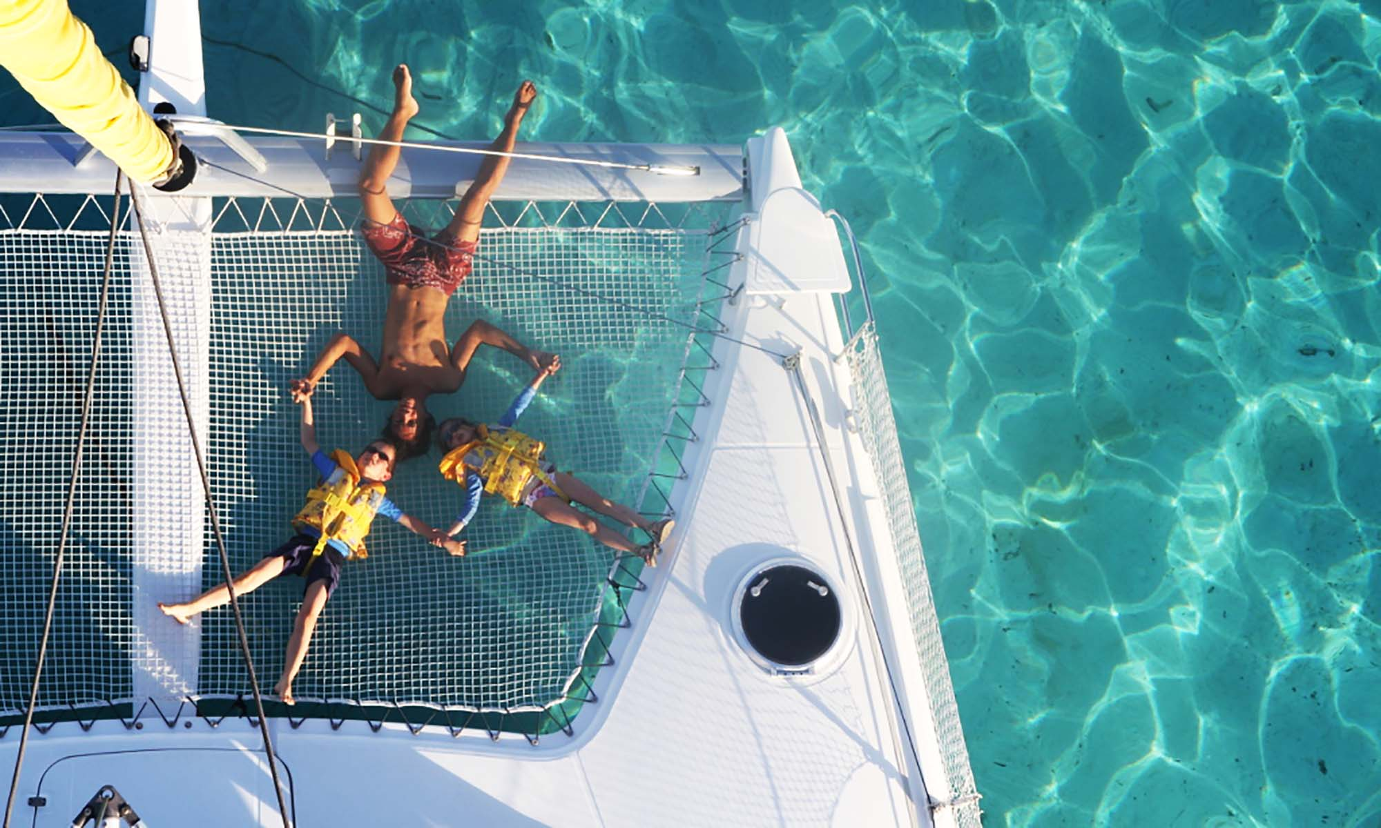 Tahiti Yacht Charter, Family Travel