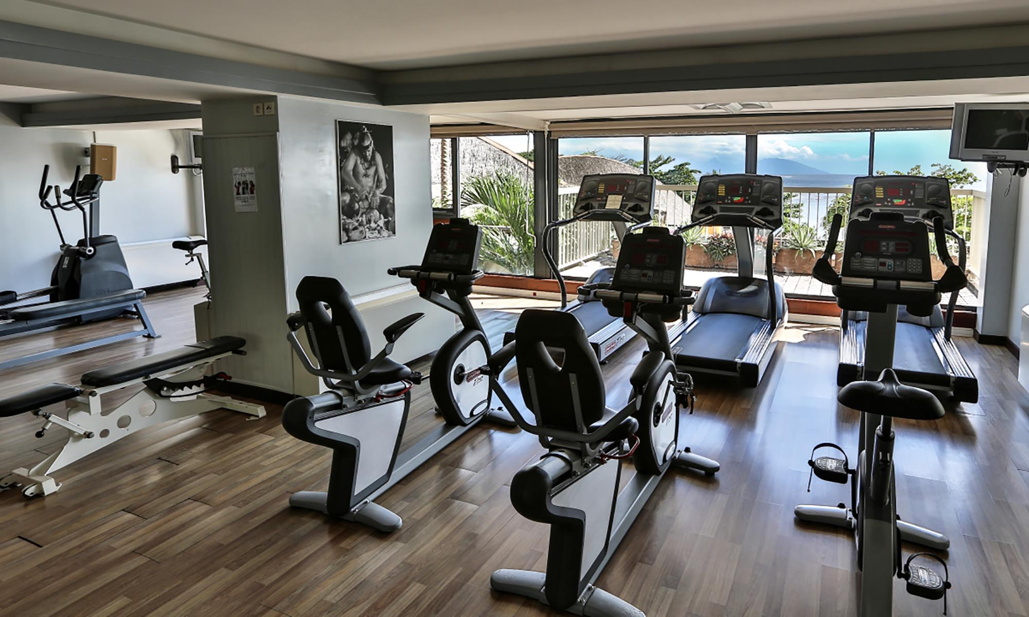 Tahiti Pearl Beach Resort, Fitness Center