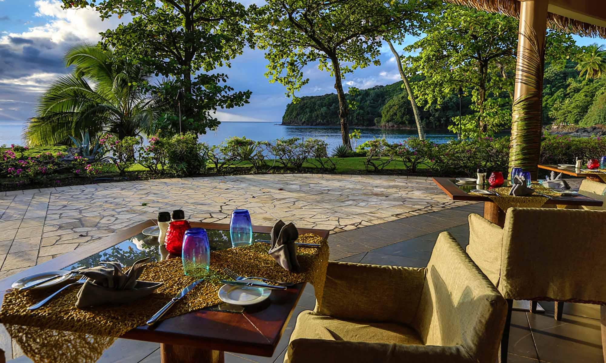 Tahiti Pearl Beach Resort Hiti Mahana Restaurant