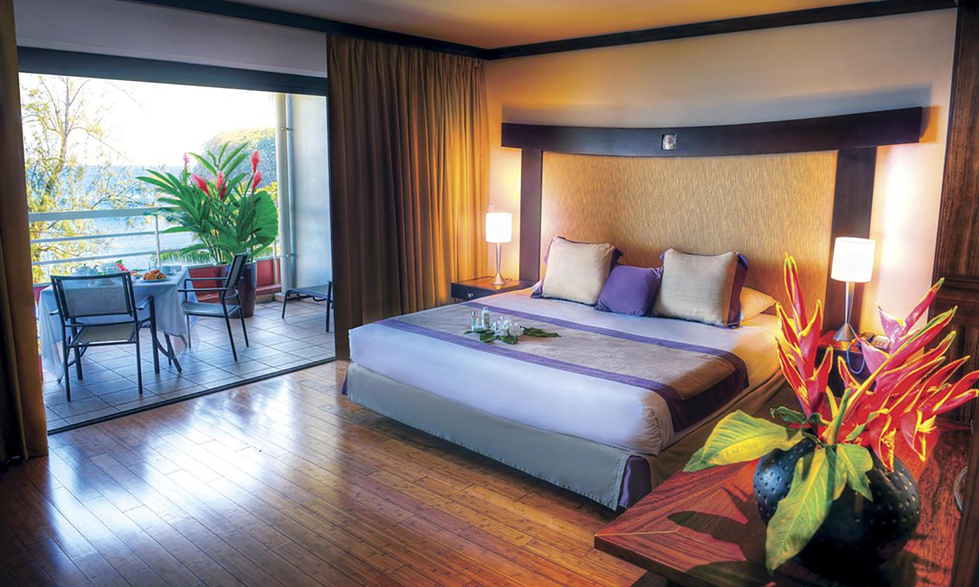 Tahiti Pearl Beach Resort, Ocean View Deluxe Room