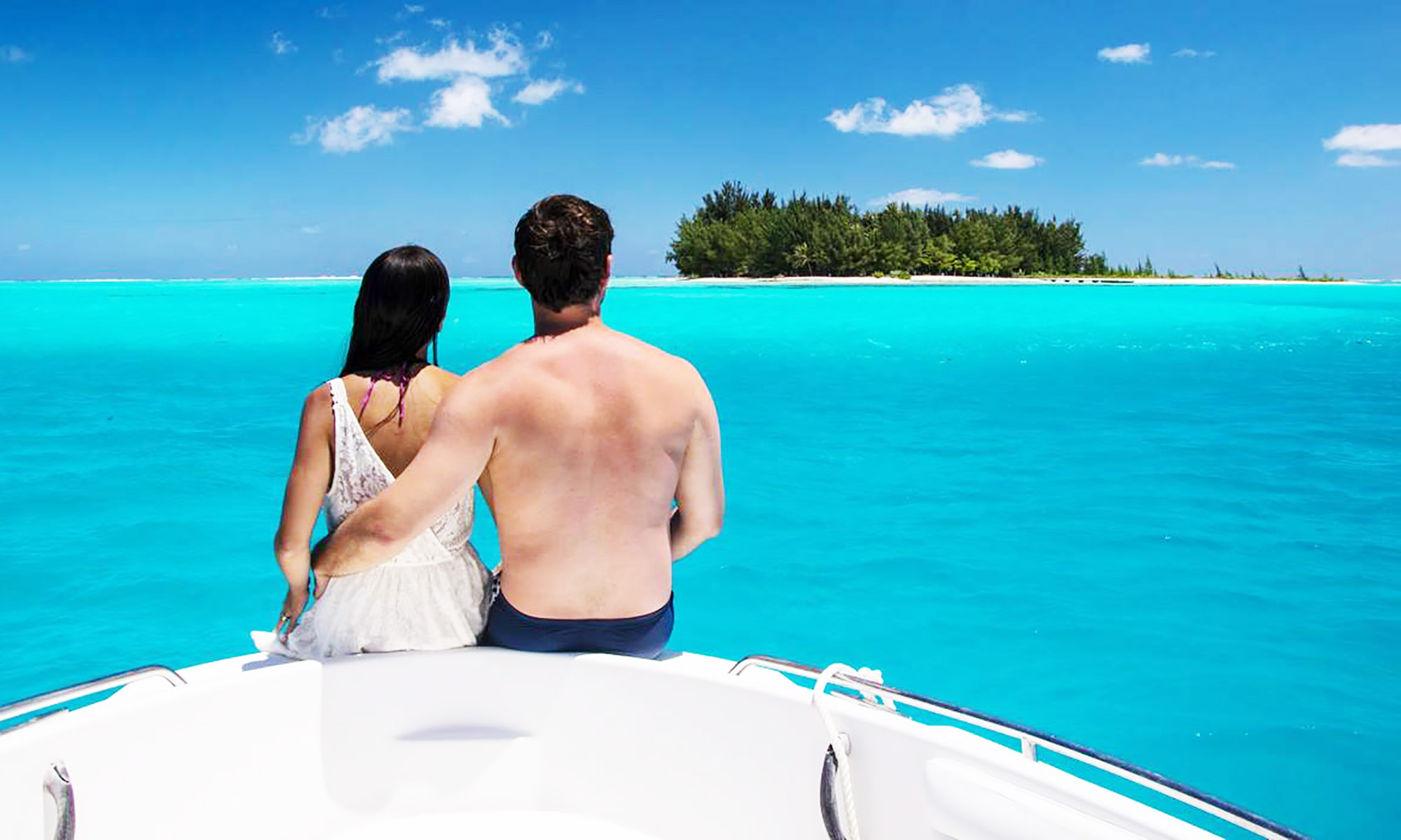 Bora Bora Private Romantic Tour