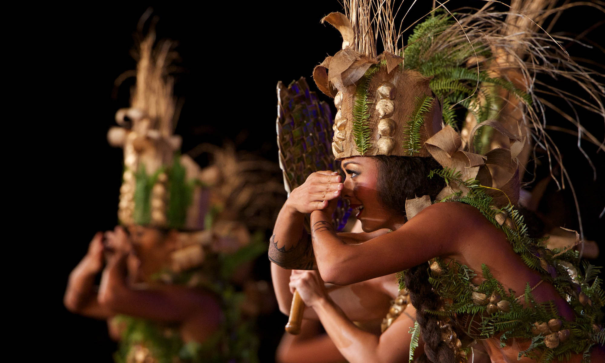 Traditional Polynesian Dance Shows