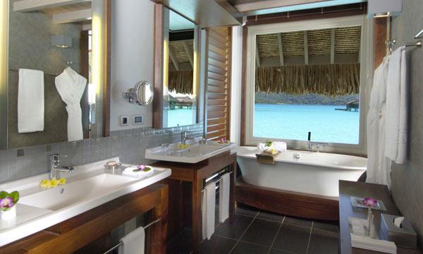 Intercontinental Resort Thalasso Spa Diamond Overwater Villa