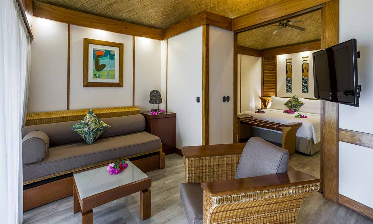 Beach Premium Junior Suite Bungalow