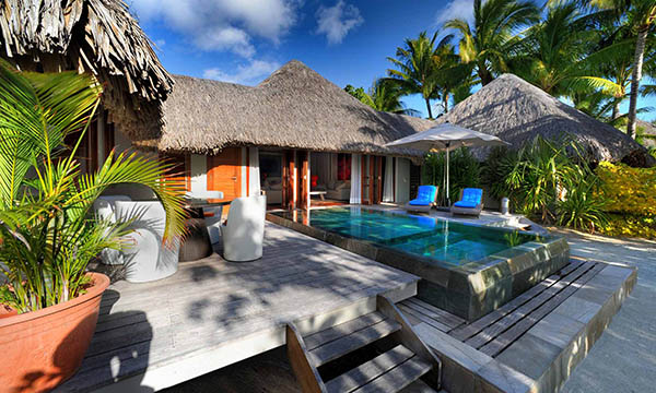 Two Bedroom Pool Beach Villa