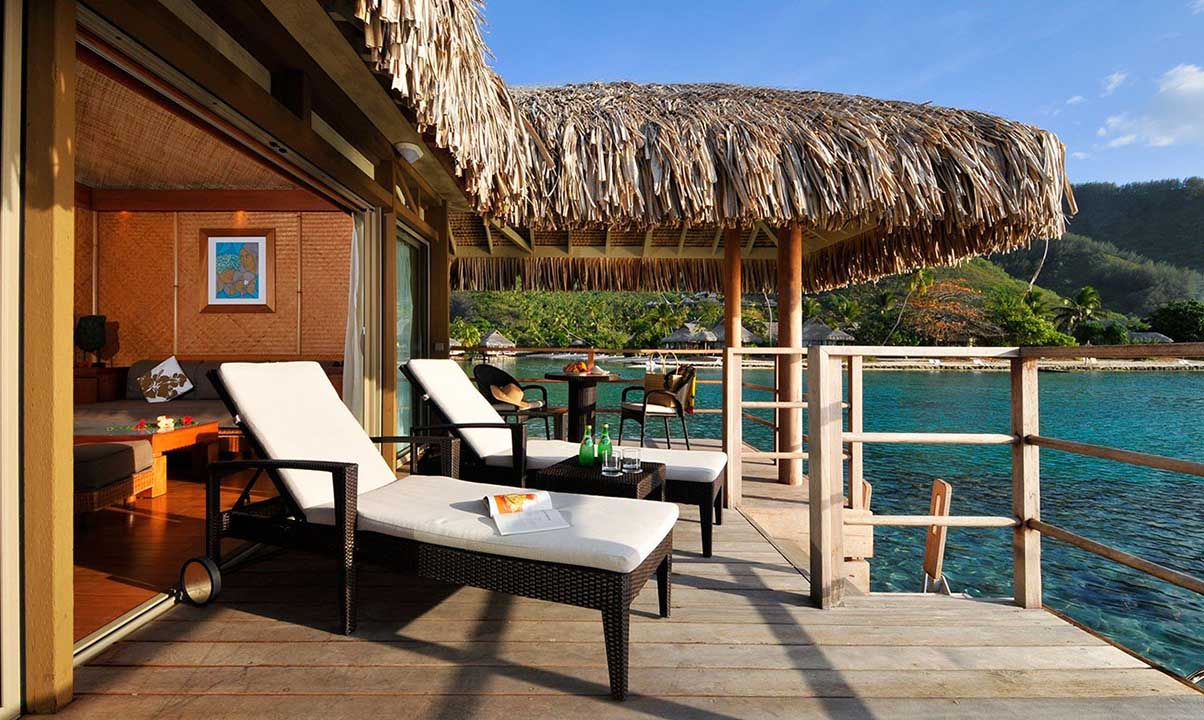 Overwater Premium Junior Suite Bungalow