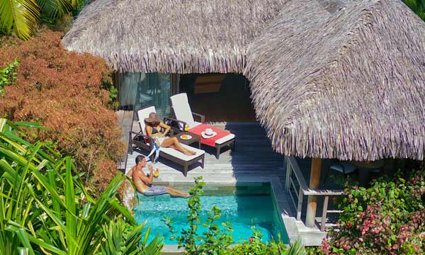 intercontinental moorea resort and spa luxury moorea