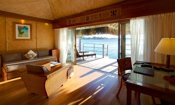 Overwater Junior Suite Bungalow