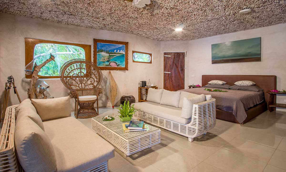 Garden Bungalow with AC