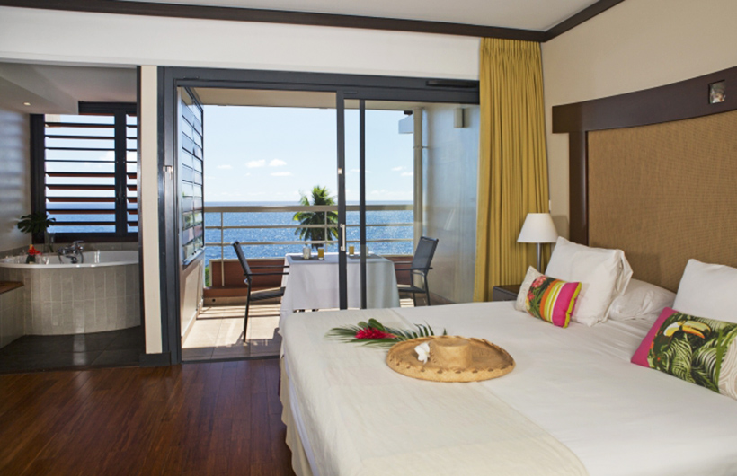 Premium Ocean View Room with Jacuzzi