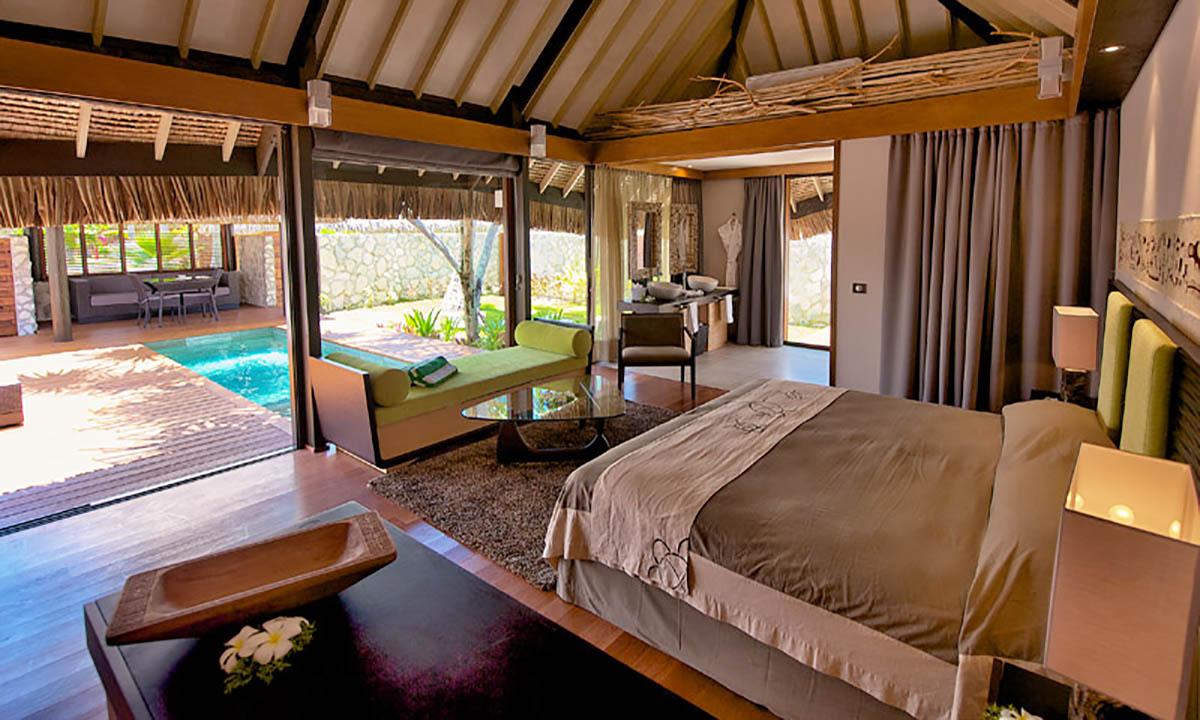 Rangiroa Hotel Kia Ora Honeymoon