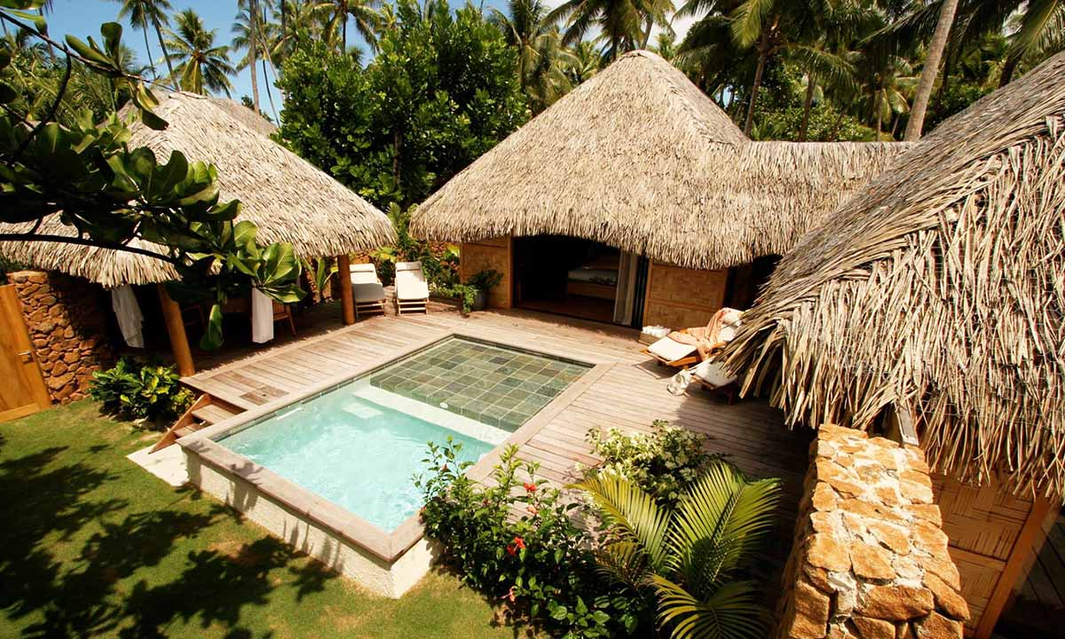 Royal Pool Beach Villa