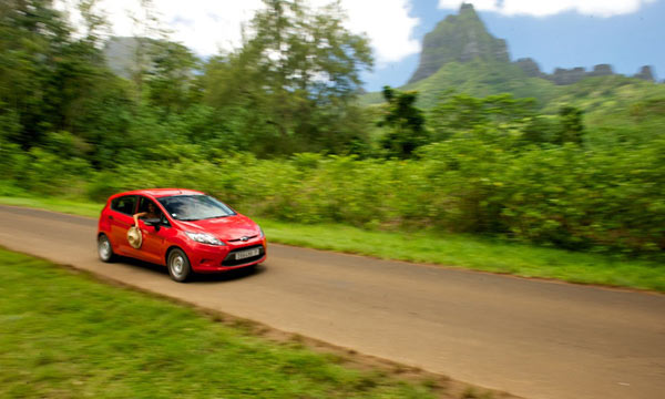 Moorea Car Rental