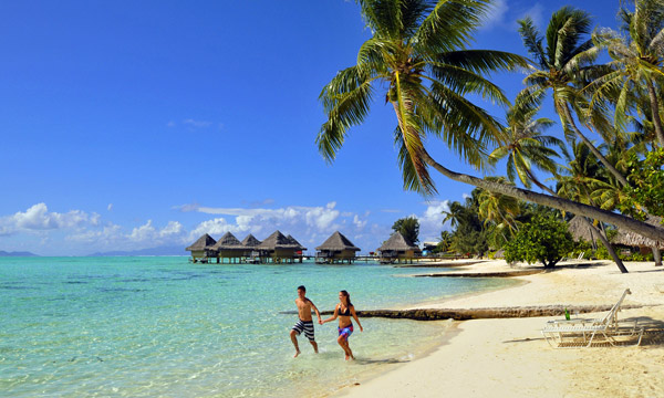 Bora Bora `Pure Romance` Honeymoon