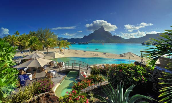 Bora Bora Overwater Honeymoon Bliss