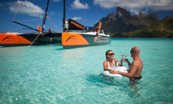 Vitamin Sea Sailing Catamaran, Private Sunset Cruise