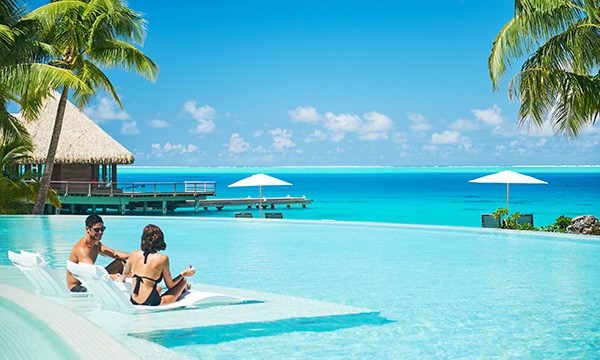 Conrad Bora Bora Opulent Honeymoon