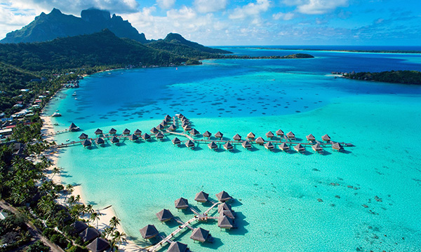 InterContinental Two Island Honeymoon