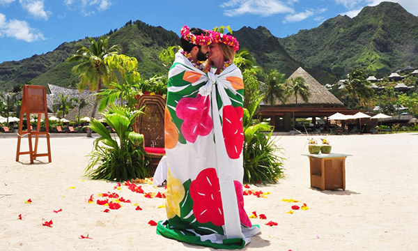 InterContinental Two Island Wedding