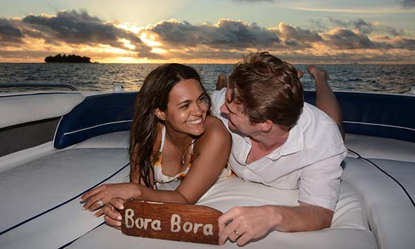 The Love Boat Bora Bora Sunset Dream Cruise