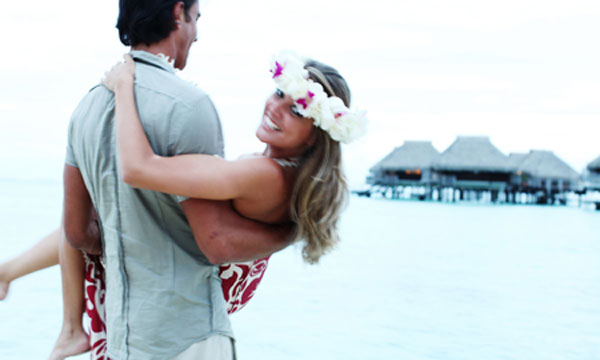 Moorea Arii Oi Luxury Wedding