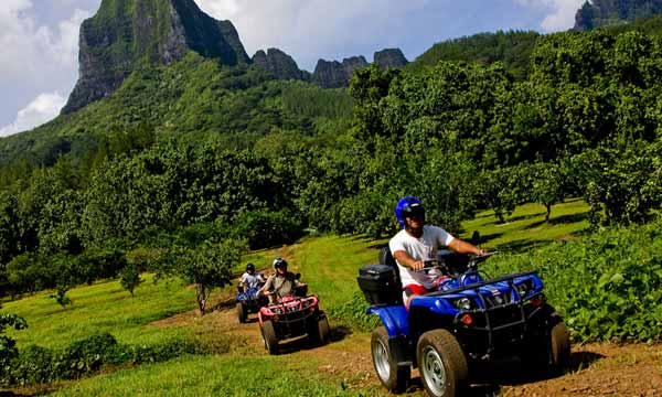 Moorea ATV Tour