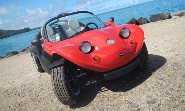 Moorea Fun Roadster