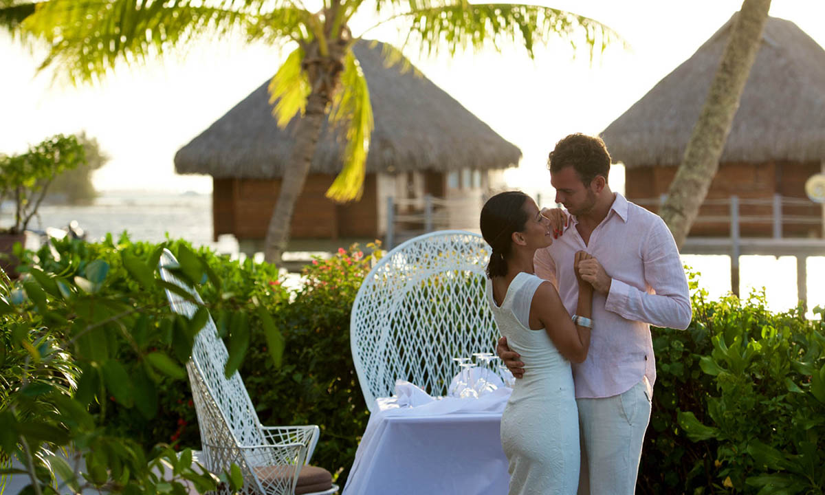 Moorea Manava Honeymoon
