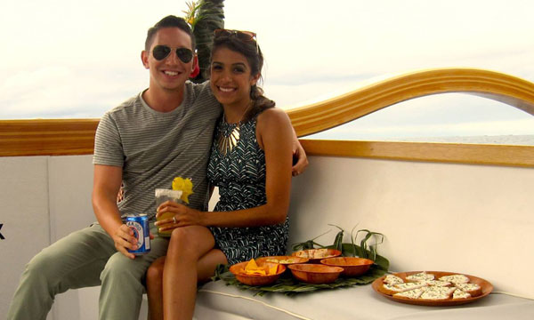 Moorea Miti Tours, Private Sunset Cruise with Champagne