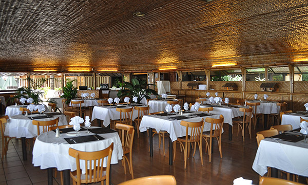 Restaurant at Royal Tahitien