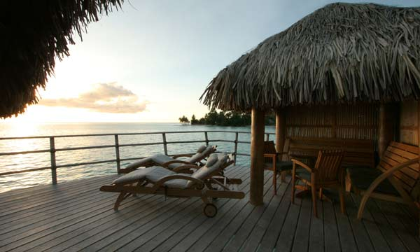Moorea & Taha'a Dream Honeymoon