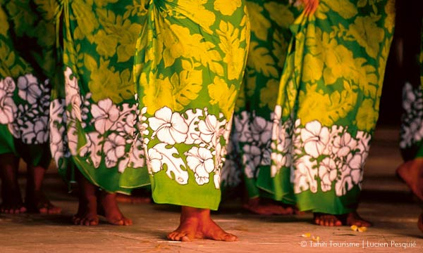 Tahitian Dance Lesson