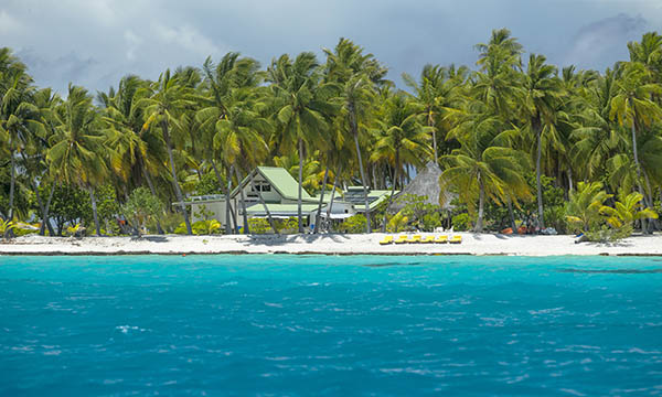 Island Discovery, Tikehau Private Island Escape