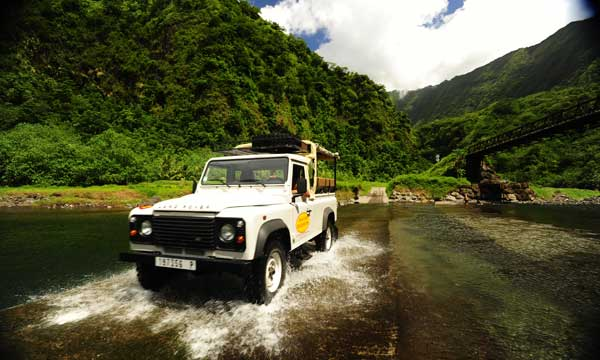 4x4 Jeep Safari Tour