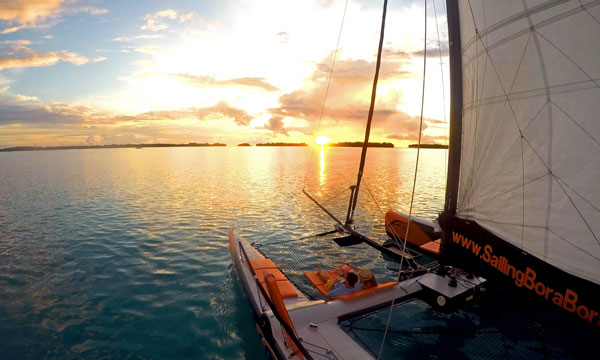 Vitamin Sea Catamaran Sunset Cruise