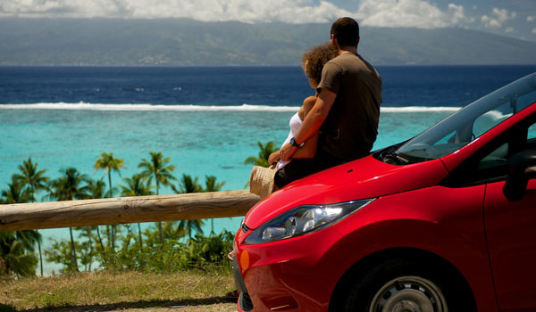 Tahiti Car Rental - 1 Day